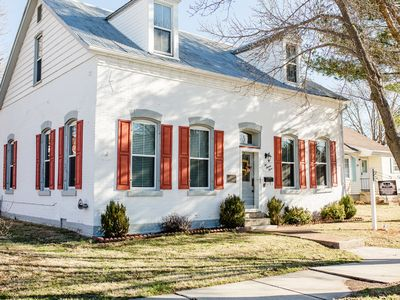 Photo for 4 bedroom Whole House Rental in the Heart of Downtown Hermann - Walk Everywhere!
