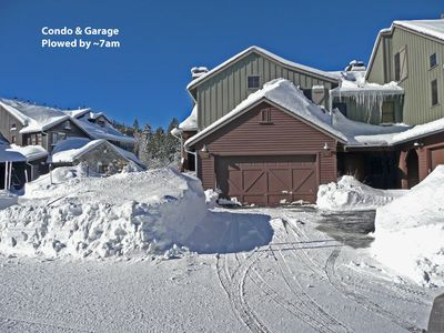 Photo for Mammoth Mountain  Luxurious - 3 Bedroom 3.5 Bath 2 Car Garage Home