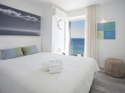 Photo for Apartment / flat - Beach front line