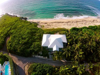 Photo for Half Moon Spectacular Ocean Front in a Private Palm Grove