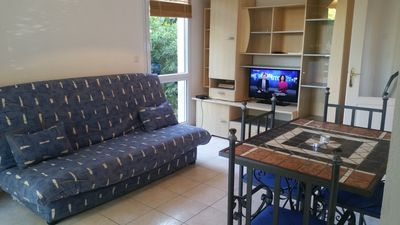 Photo for 2 Rooms Garden 80 m² Swimming Pool WIFI Garage Closed 300 m Sea Cagnes sur mer