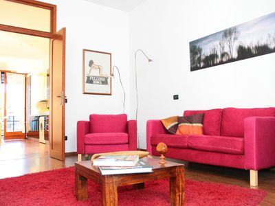 Photo for Elegant apartment in the center of Turin
