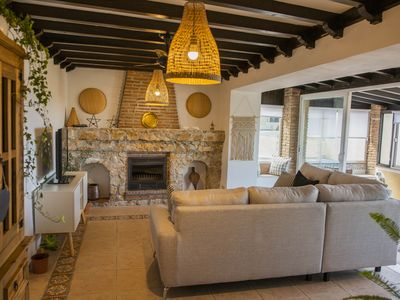 Photo for CORTIJO ANDALUZ 5 MINUTES FROM THE BEAUTIFUL BEACHES OF ALMUÑECAR