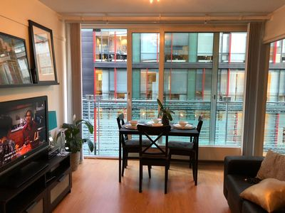 Photo for Super Cozy apartment in heart of Oslo