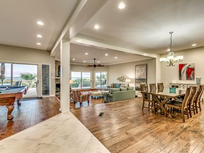 Gorgeous Oceanfront 6 Bedroom w/ Pool Spa & Game Room!
