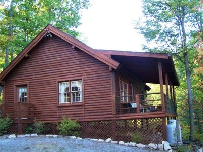 Photo for Browns Log Cabin ~ RA164731