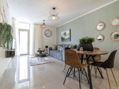 Photo for Magical Apartment/Parking/Terrace in city center