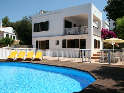 Photo for Private Villa, Peaceful Location, 5 Mins Walk to the Sheltered Beach