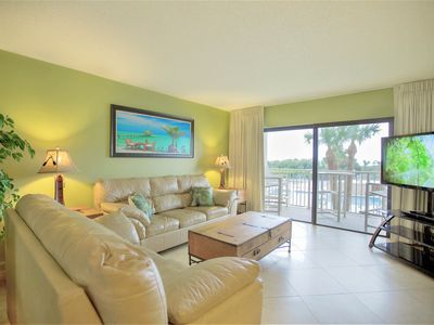 Photo for Stunning Direct Ocean View ~ Right on Beach ~ Brand New!!