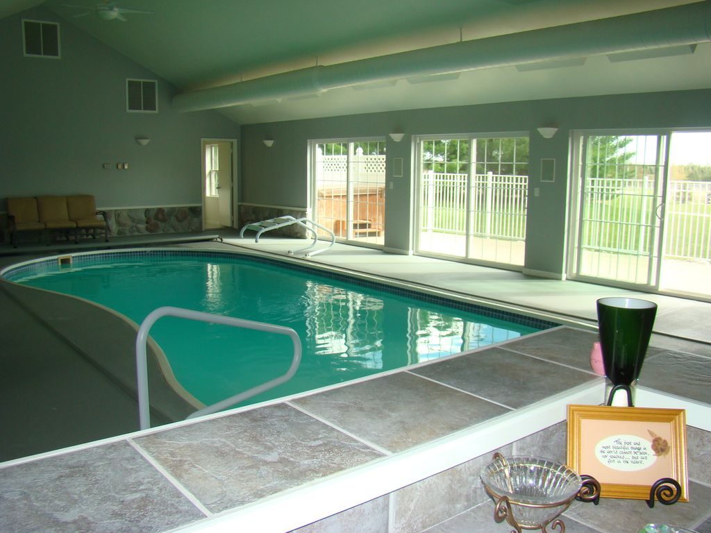Private Indoor Swimming Pools private indoor pool, secluded and close to  - vrbo