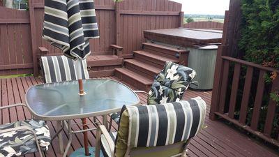 Photo for 3 BR Vacation Home~ with 6 man jacuzzi 5 Minutes from Downtown Charlottetown