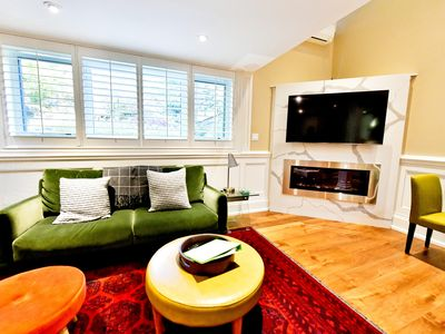 Photo for Quiet Toronto Coach House 1 Bedroom, 1 bath, 200sq deck.