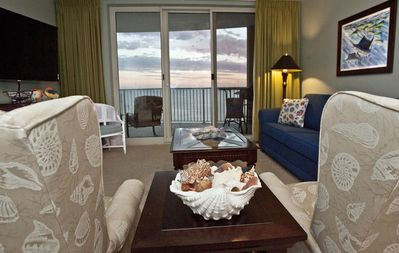 Photo for Newly Furnished & Pristine, End-Unit W/ Stunning Views,