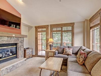 Photo for The Perfect 2 Bedroom Condo for Your Ski Getaway! Comfy and Cozy!