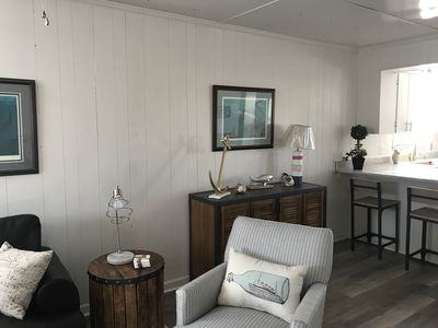 Photo for Newly renovated 3BR Venice Houseboat in Cypress Cove