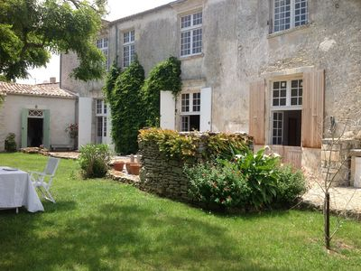 Photo for Character house in the heart of St Georges d'Oleron