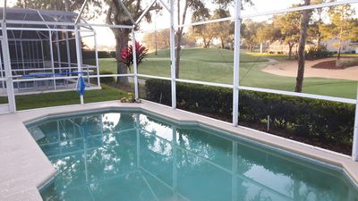 Photo for Luxury 3BR/2BA remodeled Home With South-Facing Pool & Golf View