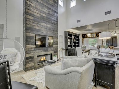 Walk to South 1st Dining & Entertainment! Exquisite Home w/ Outdoor Theater