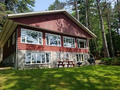 Photo for 3BR Hotel Vacation Rental in Arbor Vitae, Wisconsin