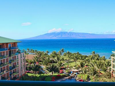 Photo for Maui Resort Rentals: Honua Kai – 8th Floor, 6 Full Bedrooms,  Stunning Ocean Views from Every Room!