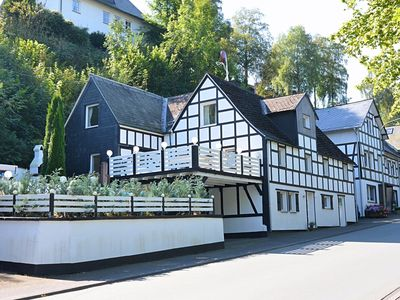 Photo for Modern and stylishly furnished attic apartment in the Sauerland