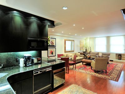 Photo for The Lombardy Hotel - One Bedroom King Suite