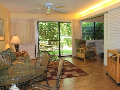 Photo for Maui Vacation Rental on Maui's Gorgeous Ma'alaea Bay in Privately Serene Beachfront Resort