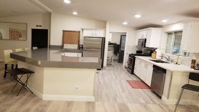 Photo for Completely remodeled modern home with privacy!