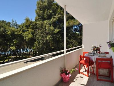 Photo for Holiday apartment Split for 4 persons with 2 bedrooms - Holiday apartment