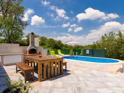Photo for Garden Pool Holiday house