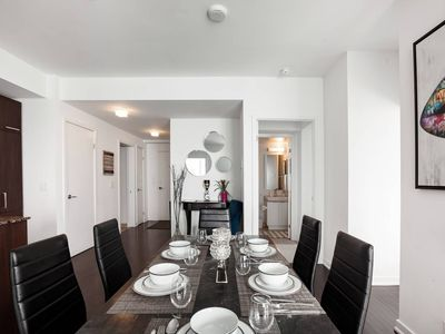 Photo for 3BR Apartment Vacation Rental in Toronto