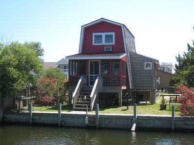 Photo for Clammers:  Perfect getaway for two, dock, close to Pamlico Sound.
