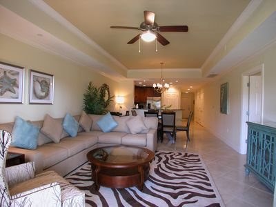 Photo for REUNION RESORT-GOLF VIEW, PRIVATE BALCONY-WATER PARK-FAMILY-FRIENDLY
