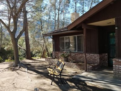 Admirable The Henry House Is A 2 Bedroom 2 Bath Near The Beautiful Scenic Kern River Kernville Download Free Architecture Designs Scobabritishbridgeorg