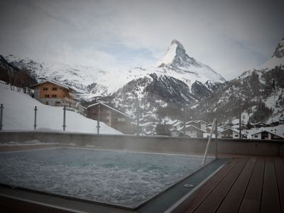 Photo for Apartment Chalet Nepomuk in Zermatt - 8 persons, 4 bedrooms