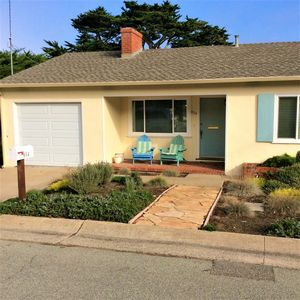 Photo for Stunning Ocean Views From This Charming Vacation Rental in Pacific Grove!