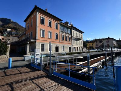 Photo for LUXURY STRUCTURE ON THE SHORE AT THE LAKE MARONE