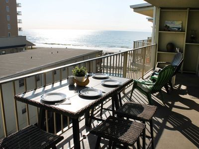 Photo for Oceanfront Condo w/ Pool + Beach Access!