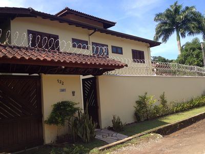 Photo for Excellent home w / pool, 4suites in Juquehy, 100m from the beach, for 14 people.