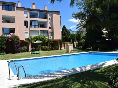 Photo for Nice and spacious 4 rooms in a lovely pool complex