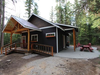 Photo for Secluded Cabin Near Glacier Park and Big Mtn.  Ready for Your Winter Adventures!