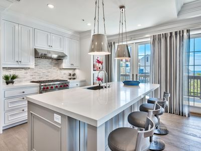Photo for New Luxury Family Suite with Gulf Views in Rosemary Beach