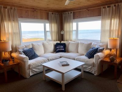 Photo for Newly Renovated Beachfront Home Located In Savage Harbour