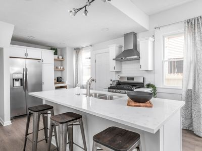 Photo for A Modern Silver City Retreat - Minutes to Mass Ave!
