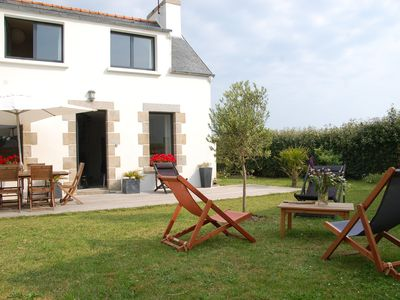 Photo for Roscoff, Santec. Fisherman's house 200 m from the beach