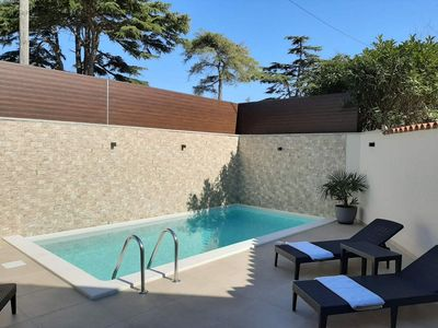 Photo for Charming holiday home with a large covered terrace with barbecue