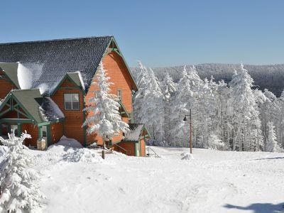 Photo for 1br: Camp 4 # 18 - Near Snowshoe Mountain