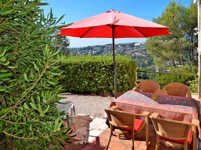 Photo for Apartment Villa Vivaris  in Vence, Côte d'Azur - 4 persons, 1 bedroom