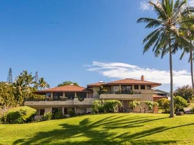 Photo for Oakley's Ocean View Kauai Home on the 6th Hole of the Makai Golf Course!