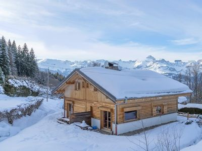 Photo for Chalet Saint-Gervais, classified 3 *, 8 pers., 4 ch.